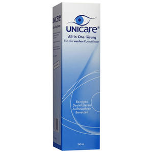 Unicare All-in-One Lösung 2.50 EUR/100 ml