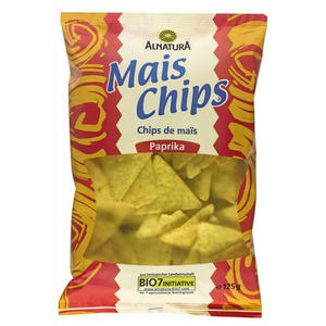 Alnatura Bio Mais Chips Paprika 1.11 EUR/100 g
