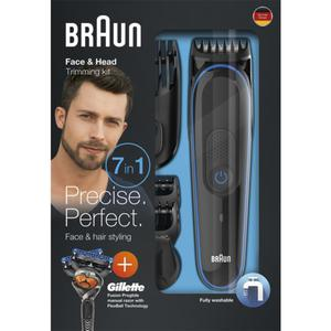 Braun 7in1 Multigrooming-Set MGK3045