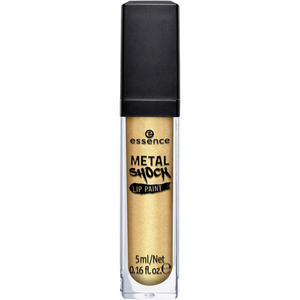 essence metal shock lip paint 05