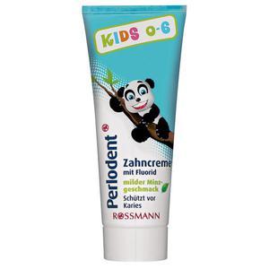 Perlodent Kids Zahncreme 0.65 EUR/100 ml