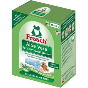 Frosch Aloe Vera Sensitiv-Waschpulver, 18 WL 0.19 EUR/1 WL