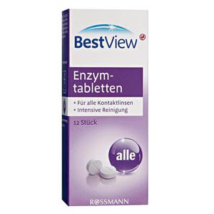 Best View Enzymtabletten