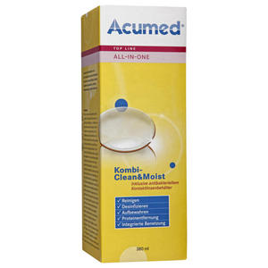 Acumed Top Line Kombi-Clean & Moist Lösung 21.03 EUR/1 l