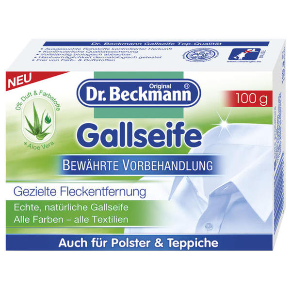 Dr. Beckmann Gallseife