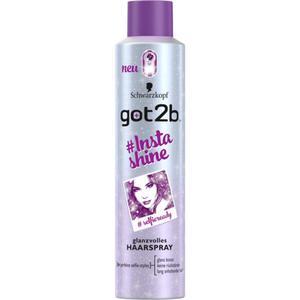 Got2b #Instashine glanzvolles Haarspray 13.30 EUR/1 l