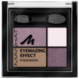 Manhattan Eyemazing Effect Eyeshadow 60M Fancy Nudes