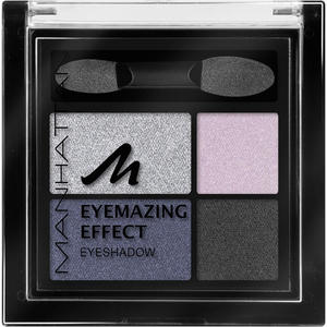 Manhattan Eyemazing Effect Eyeshadow 110K The Dark Side