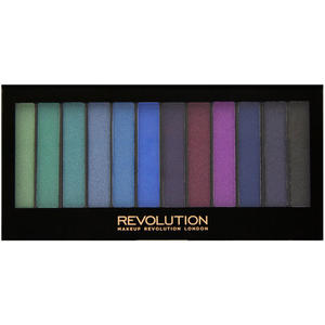 Makeup Revolution Redemption Pal. Mermaids vs Unicorns