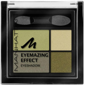 Manhattan Eyemazing Effect Eyeshadow 89D Green Piece