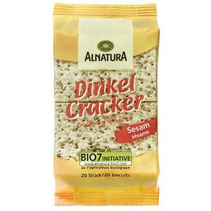 Alnatura Bio Dinkel Cracker Sesam 0.99 EUR/100 g
