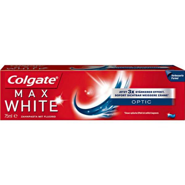 Colgate Max White Optic Zahnpasta 3.32 EUR/100 ml