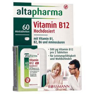 altapharma Vitamin B12 Spender Hochdosiert
