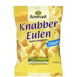 Alnatura Bio Knabber Eulen 1.39 EUR/100 g