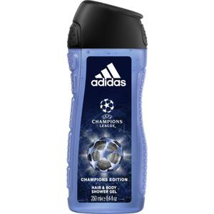 adidas Hair & Body Shower Gel Champions Edition 0.72 EUR/100 ml