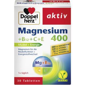 Doppelherz aktiv Magnesium 400 8.69 EUR/100 g