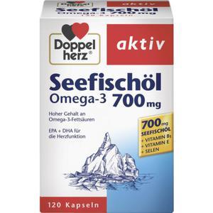 Doppelherz aktiv Seefischöl Omega-3 700 mg 6.77 EUR/100 g
