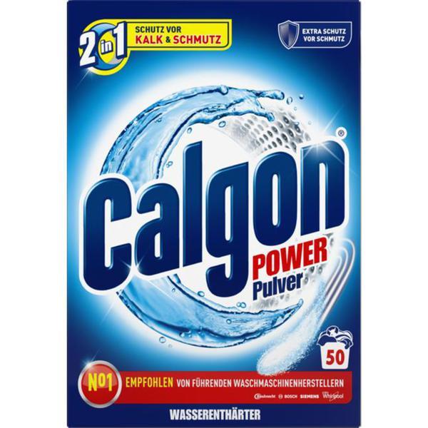 Calgon Power Pulver Wasserenthärter, 50 WL 0.18 EUR/1 WL