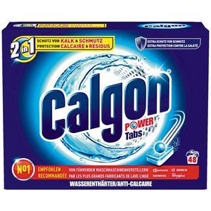 Calgon Power Tabs Wasserenthärter, 48 WL 0.19 EUR/1 WL