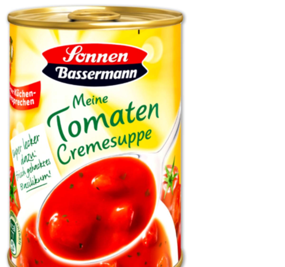 Bild 1 von SONNEN-BASSERMANN Suppen