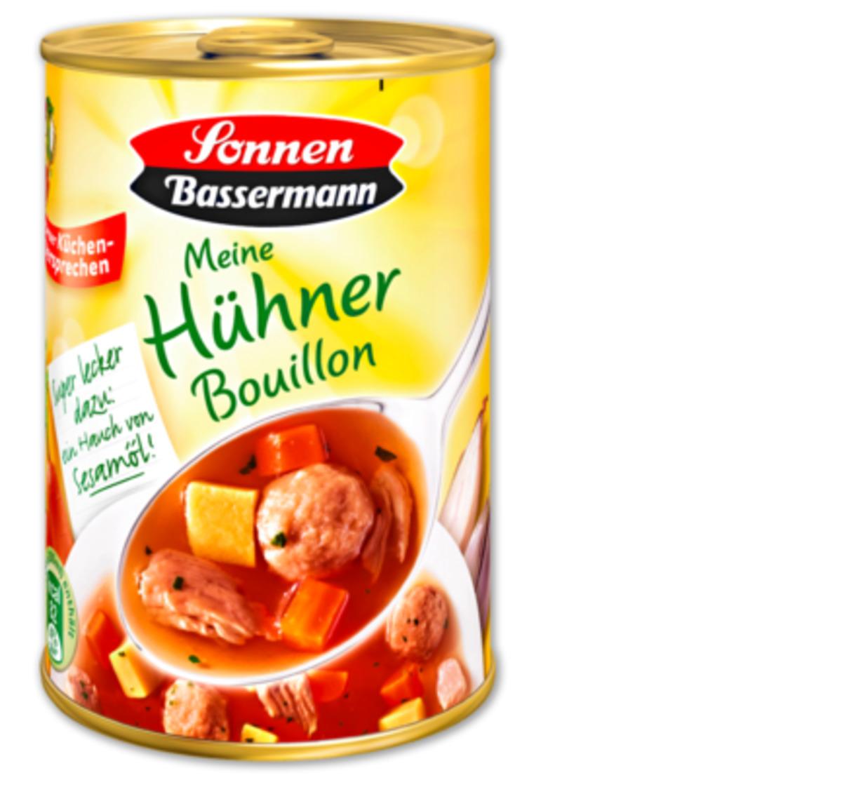 Bild 2 von SONNEN-BASSERMANN Suppen