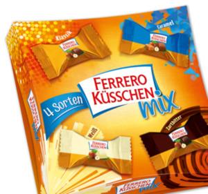 FERRERO Küsschen Mix