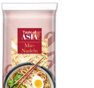 TASTE OF ASIA Mie-Nudeln