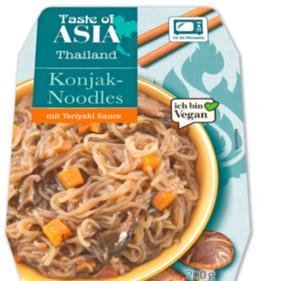 TASTE OF ASIA Konjak-Noodles