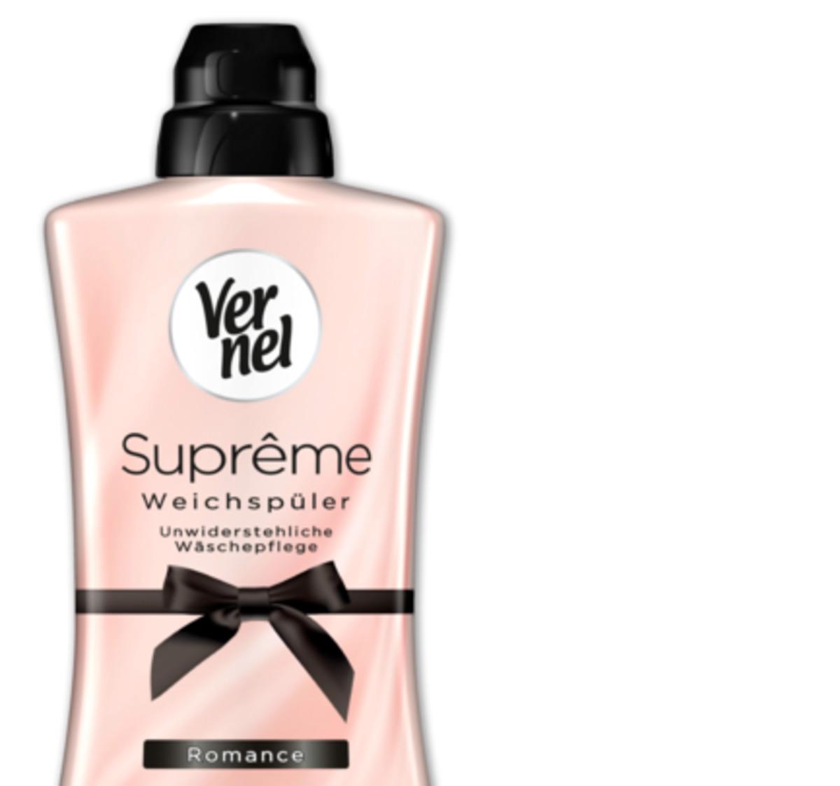 Bild 1 von VERNEL Supreme Premium-Weichspüler