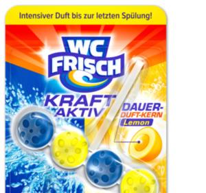 WC FRISCH Kraft Aktiv mit Duftkern