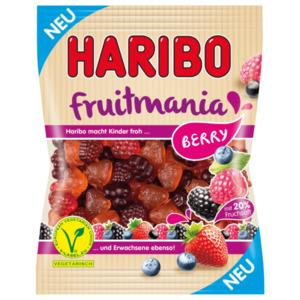Haribo Fruitmania Berry 175g
