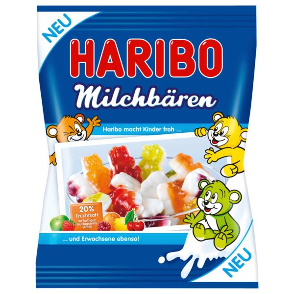 Haribo Milchbären 175g