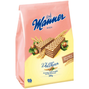 Manner Vollkorn Neapolitaner 300g