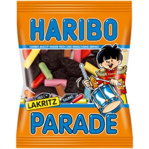 Haribo Lakritz-Parade 200g