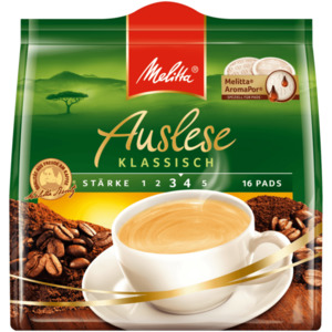 Melitta Café Auslese Pads 112g