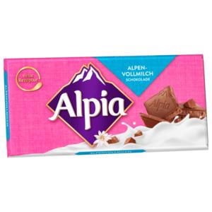 Alpia Alpenmilch 100g