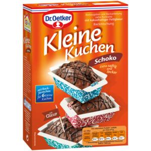 Dr. Oetker Kleine Kuchen Schoko 260g