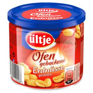 Ültje Ofengebackene Erdnüsse gesalzen 190g
