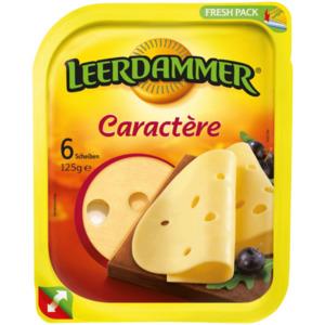 Leerdammer Caractère Scheiben 125g