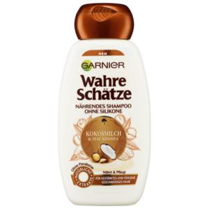 Garnier Wahre Schätze Shampoo Kokosmilch & Acadamia 250ml