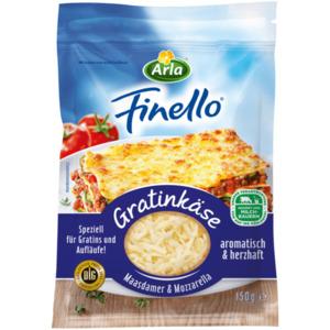Arla Finello Gratinkäse gerieben 150g