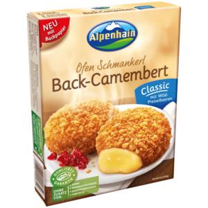 Alpenhain Ofen-Schmankerl Back-Camembert 200g