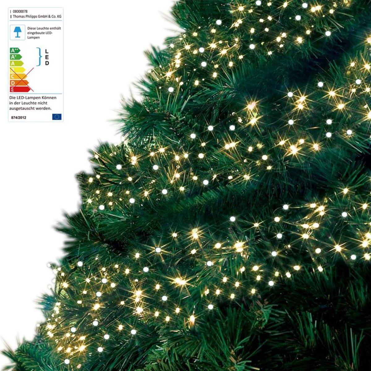 Bild 1 von LED-Cluster-Lichterkette 1152 LEDs