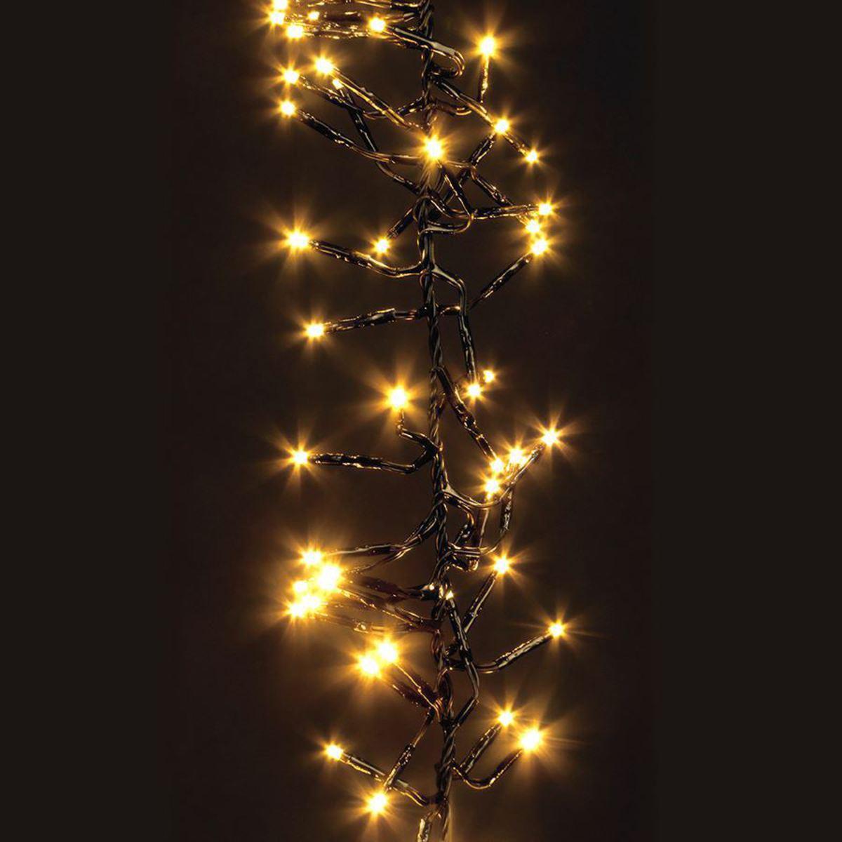 Bild 3 von LED-Cluster-Lichterkette 1152 LEDs