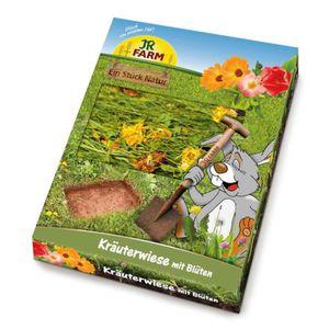 JR Farm Kräuterwiese mit Blüten 750g
