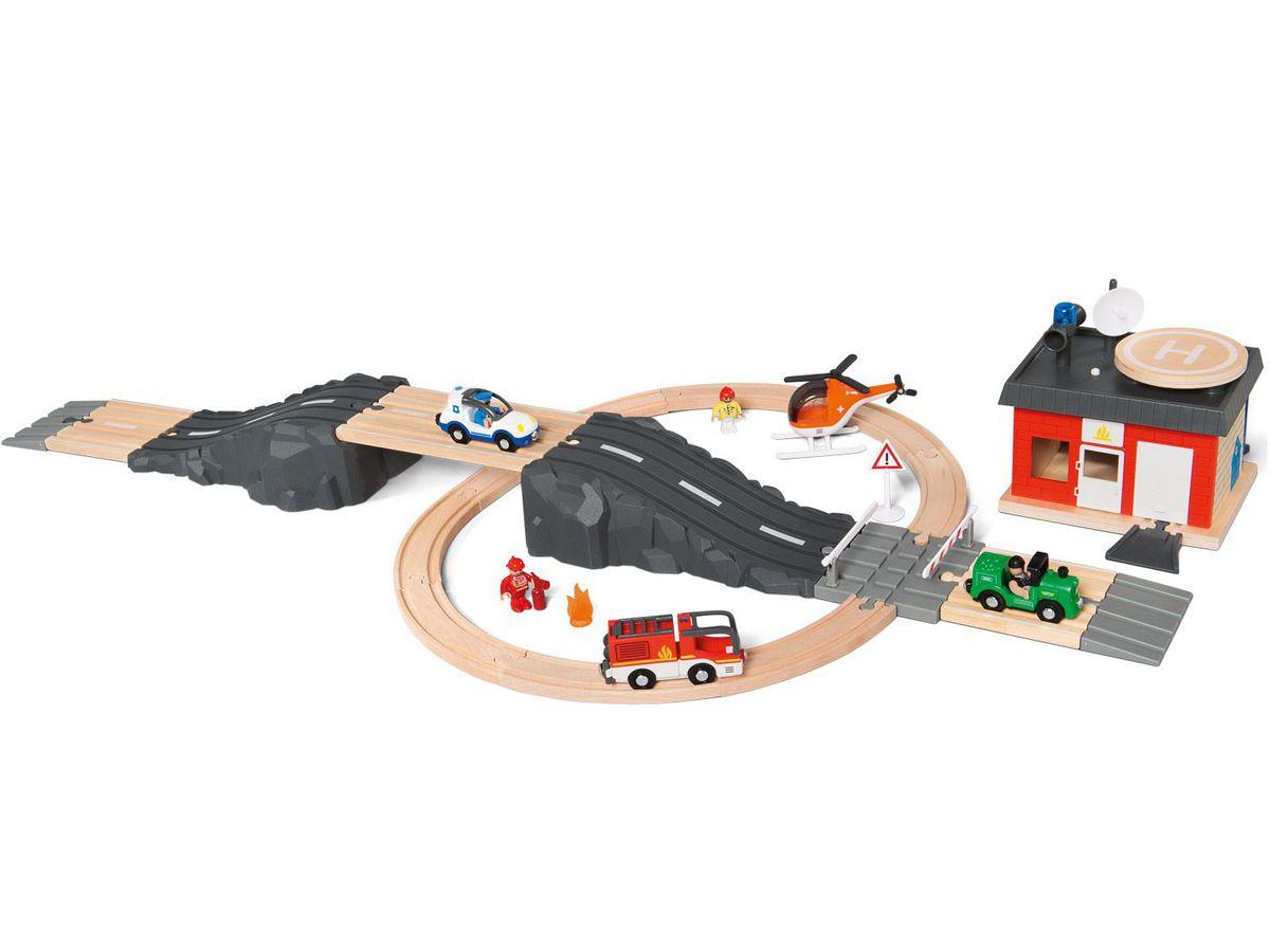 Bild 2 von PLAYTIVE® JUNIOR Schienen- und Straßenset