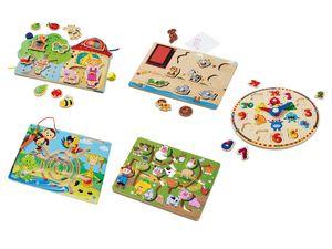 PLAYTIVE® JUNIOR Holz-Spielzeug