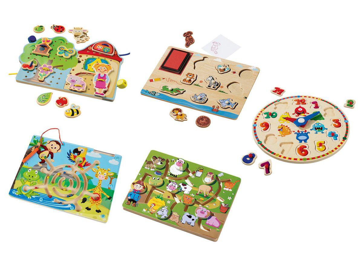Bild 1 von PLAYTIVE® JUNIOR Holz-Spielzeug