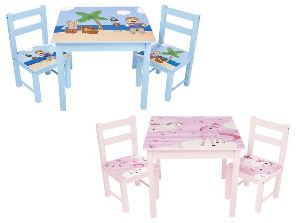 Livarno Living Kinder Tisch Mit Zwei Stuhlen Von Lidl Ansehen
