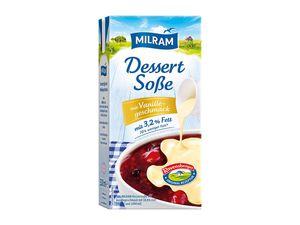 Milram Dessert Soße